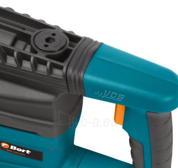 Elektrinis perforatorius BORT BHD-1500-MAX, 9J Paveikslėlis 5 iš 10 310820241675