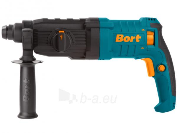 Elektrinis perforatorius BORT BHD-800X2, 3,5J Paveikslėlis 5 iš 8 310820241674