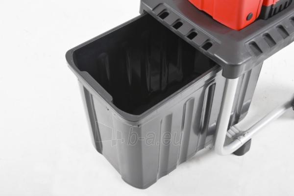 Elektrinis šakų smulkintuvas HECHT 6284 XL Paveikslėlis 7 iš 7 268905000105
