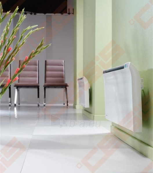 Elektrinis sieninis radiatorius Glamox tpa10 Paveikslėlis 4 iš 5 270683000048
