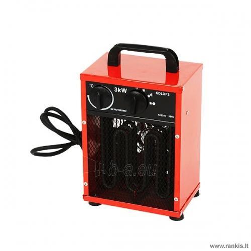 Elektrinis šildytuvas KrafTDele KDLXF3 (KD720) Paveikslėlis 1 iš 1 310820054697