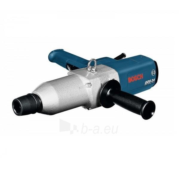 Elektrinis smūginis veržliasukis Bosch GDS 24 Paveikslėlis 1 iš 1 300422000272