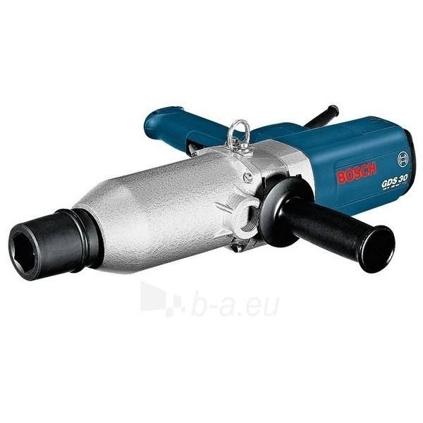 Electric impact wrench Bosch GDS 30 Paveikslėlis 1 iš 1 300422000273