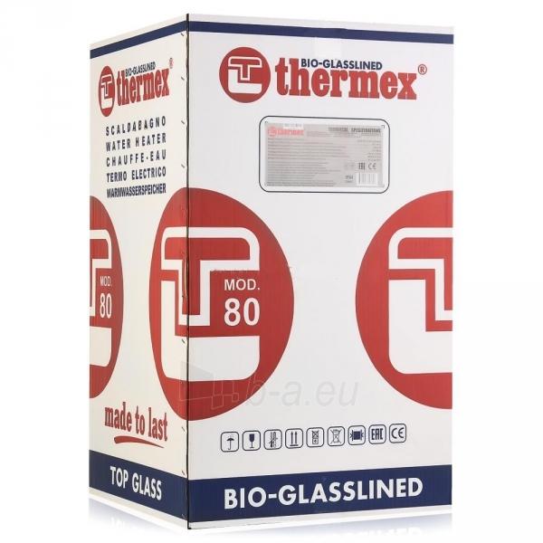 Elektrinis vandens šildytuvas Thermex ER 100V Champion, 1,5 kW Paveikslėlis 7 iš 8 310820253739