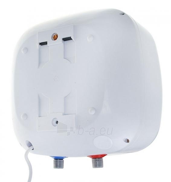 Elektrinis vandens šildytuvas Thermex H 10-O mažas, 1,5 kW Paveikslėlis 2 iš 5 310820253716