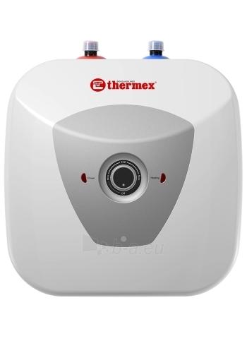 Elektrinis vandens šildytuvas Thermex H 10-U PRO mažas, 1,5 kW Paveikslėlis 1 iš 7 310820253690