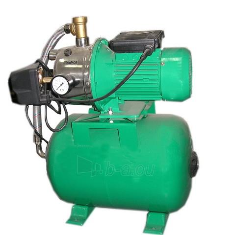 Elektrinis vandens siurblys (plieniniu rezervuaru) AUJS100 24L Paveikslėlis 1 iš 2 270832000101