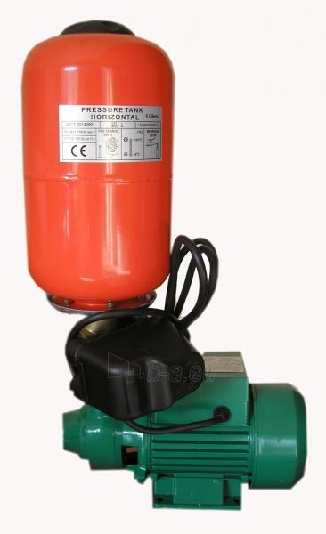 Elektrinis vandens siurblys (plieniniu rezervuaru) AUQB60 6L Paveikslėlis 1 iš 2 270832000103