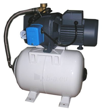 Elektrinis vandens siurblys (plieniniu rezervuaru) AUTOJSW10M 24L Paveikslėlis 1 iš 2 270832000105