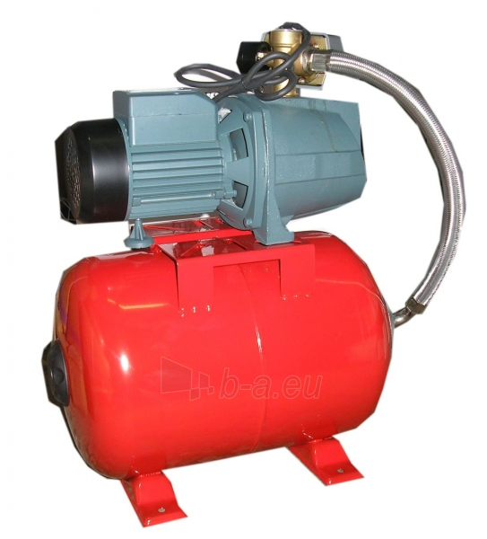 Electrical water vaccuum (plieniniu rezervuaru) EXJW37 24L Paveikslėlis 1 iš 2 270832000107