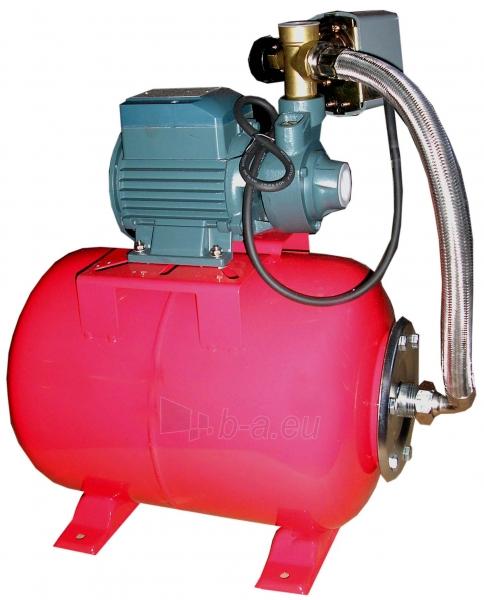 Electrical water vaccuum AUQB60 24L (plieniniu rezervuaru) Paveikslėlis 1 iš 2 270832000108