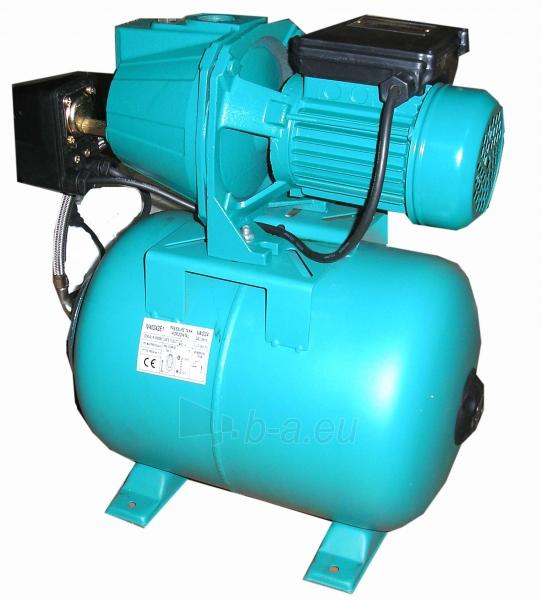 Electrical water vaccuum AUTOJET 40S 24L (plieniniu rezervuaru) Paveikslėlis 1 iš 2 270832000110