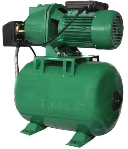 Elektrinis vandens siurblys AUTOJET 80 24L (plieniniu rezervuaru) Paveikslėlis 1 iš 2 270832000211