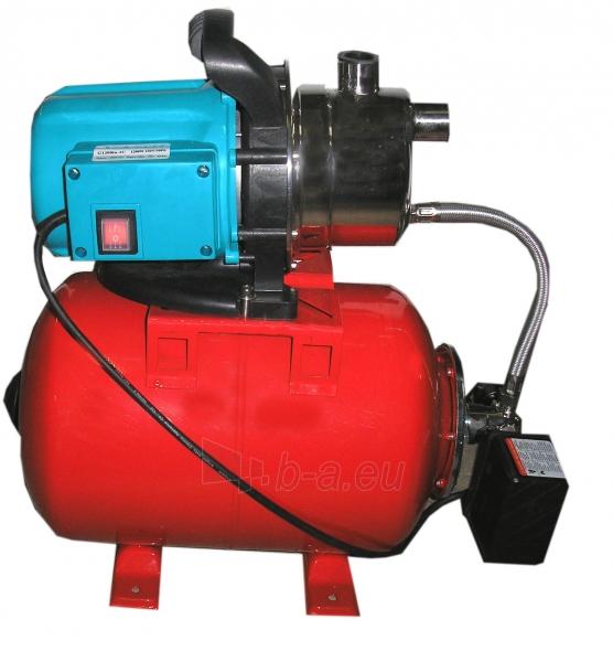 Electrical water vaccuum P1200inox-1C 24L Paveikslėlis 1 iš 2 270832000212