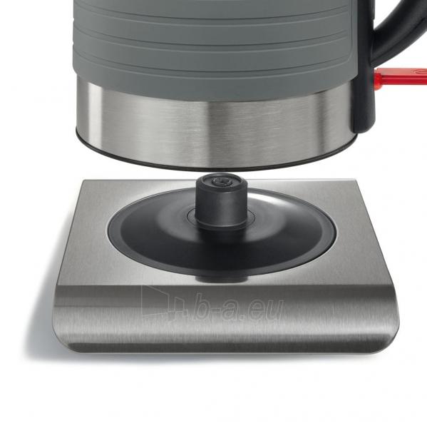 Electric kettle Electric kettle Bosch TWK7S05 | 1,7L steel-grey Paveikslėlis 4 iš 5 310820174132