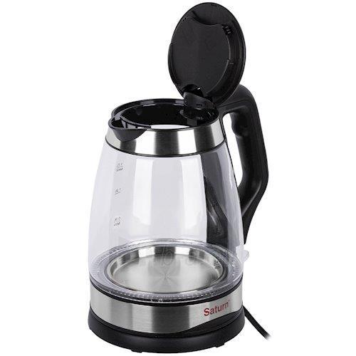 Electric kettle Electric kettle Saturn ST-EK8428 black| 1,7L black Paveikslėlis 4 iš 4 310820158810