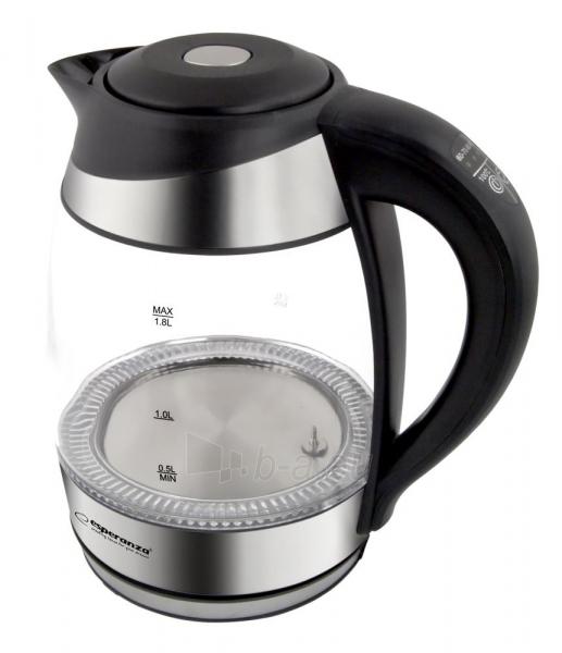 Electric kettle ESPERANZA EKK026 SEINE - Elektrinis Kettle 1,7L Paveikslėlis 4 iš 6 310820174203
