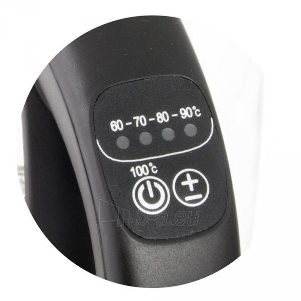 Electric kettle ESPERANZA EKK027 LOIRE - Elektrinis Kettle 1,7L Paveikslėlis 5 iš 6 310820174204