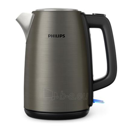 Philips HD4677 kettle black
