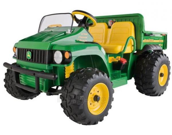 John Deere Gator Prices >> Elektromobilis John Deere Gator Hpx Cheaper Online Low Price