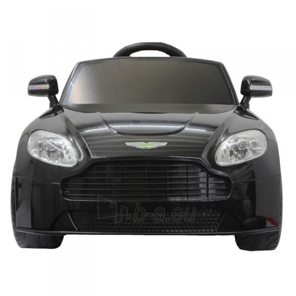 Elektromobilis Ride On Aston Martin Vantage Black2 4ghz Cheaper