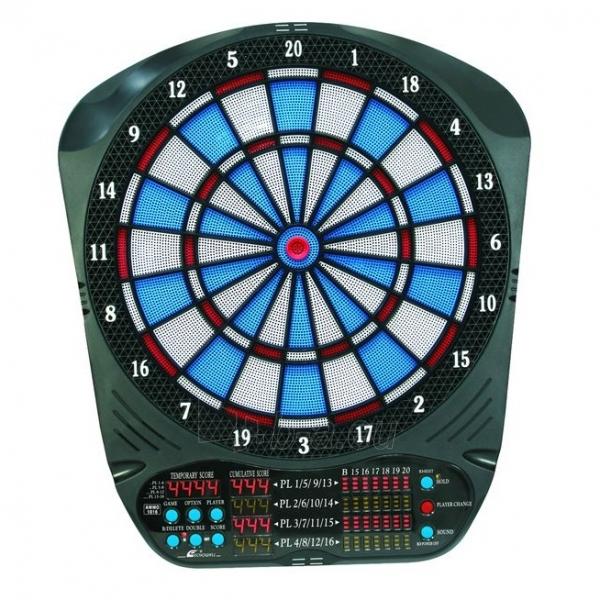 Elektroninė smiginio lenta Echowell Ammo 1016 Target Paveikslėlis 1 iš 1 310820039557