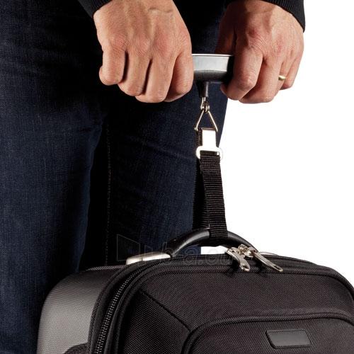 Elektroninės lagaminų svarstyklės Pilka Paveikslėlis 2 iš 3 250120700229