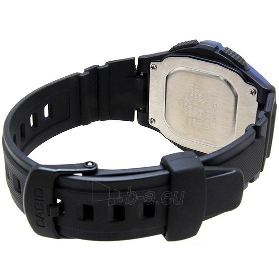 Elektroninis Casio laikrodis W-213-2AVES Paveikslėlis 3 iš 3 30069610915