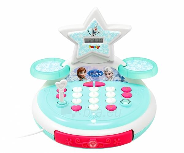 Elektroninis kasos aparatas | Frozen | Smoby Paveikslėlis 1 iš 4 250710300438