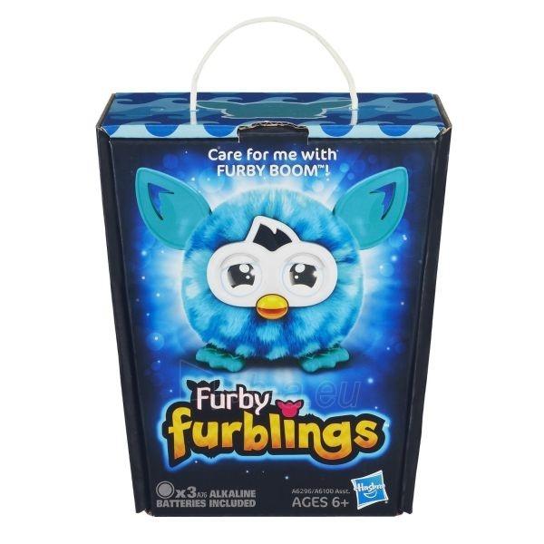 Elektroninis pliušinis žaislas Furby Furblings BOOM Ocean A6296 / A6100 Paveikslėlis 1 iš 2 310820051642