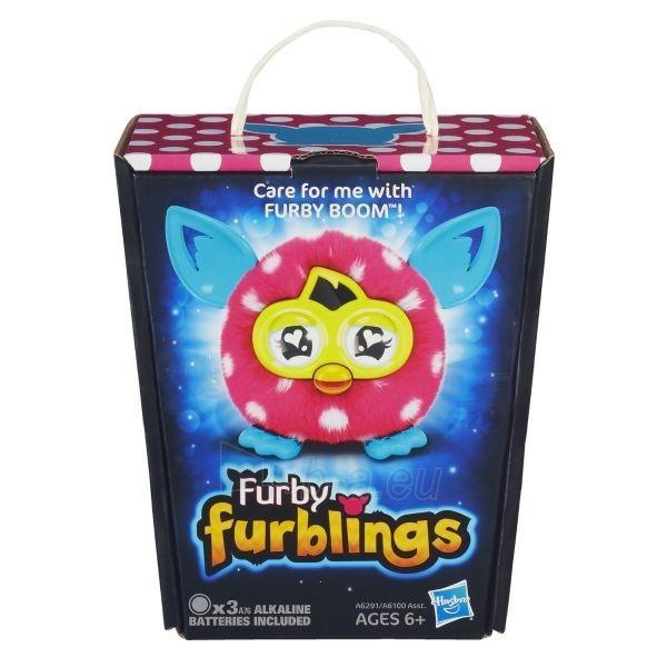 Elektroninis pliušinis žaislas Furby Furblings BOOM Pinkie A6291 / A6100 Paveikslėlis 1 iš 2 310820051645