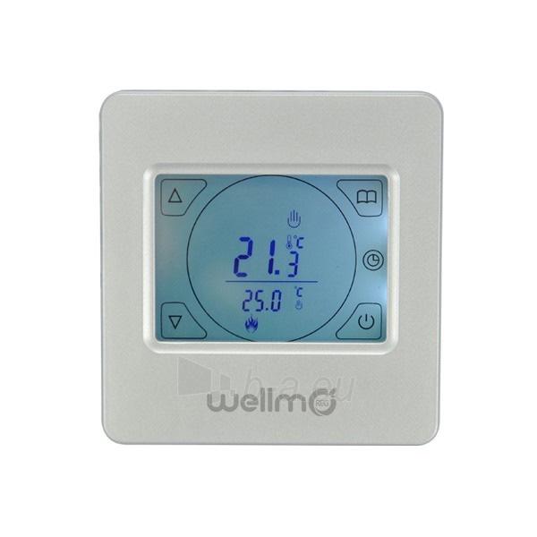 Elektroninis programuojamas termostatas Wellmo WTH92.36 Paveikslėlis 1 iš 1 310820039243