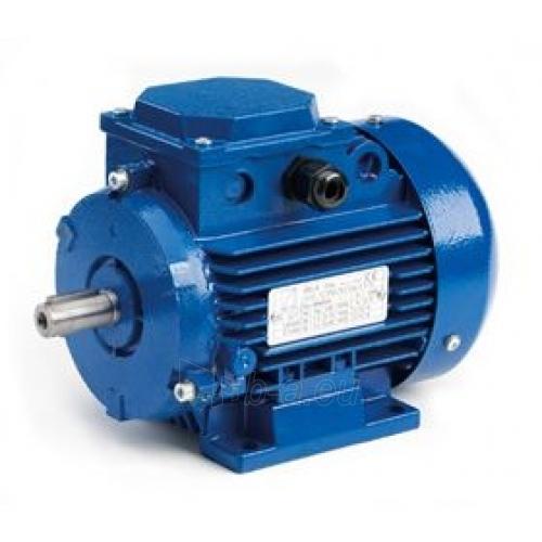 Elektros variklis 180M4 18,5kW/4/B3 Paveikslėlis 1 iš 1 222711000469