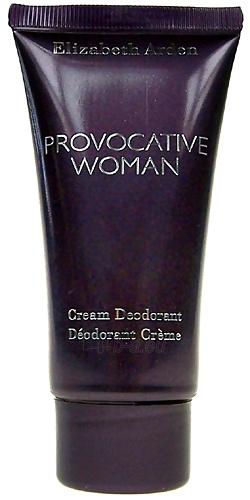 Elizabeth Arden Provocative Woman Cream Deodorant Cosmetic 50ml Paveikslėlis 1 iš 1 2508910000357