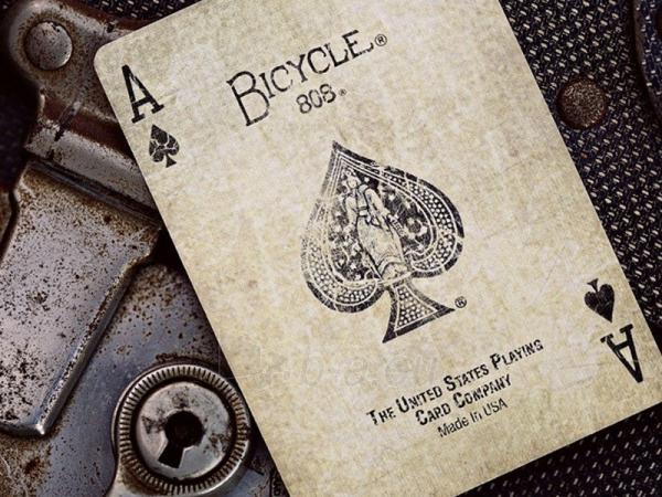 Ellusionist 1800 Vintage Blue Bicycle kortos Paveikslėlis 9 iš 14 310820125321