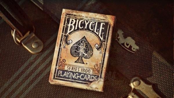 Ellusionist 1800 Vintage Blue Bicycle kortos Paveikslėlis 3 iš 14 310820125321