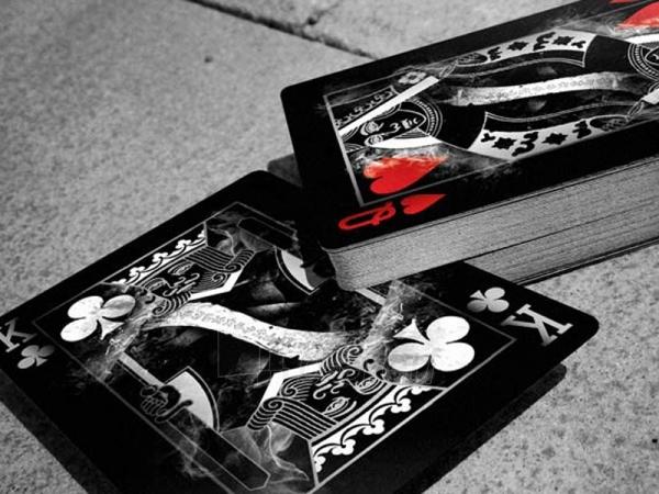 Ellusionist Arcane Black Bicycle kortos Paveikslėlis 10 iš 13 251010000261