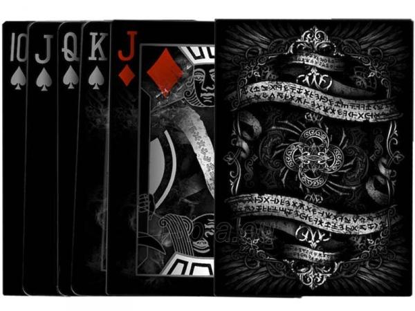 Ellusionist Arcane Black Bicycle kortos Paveikslėlis 3 iš 13 251010000261