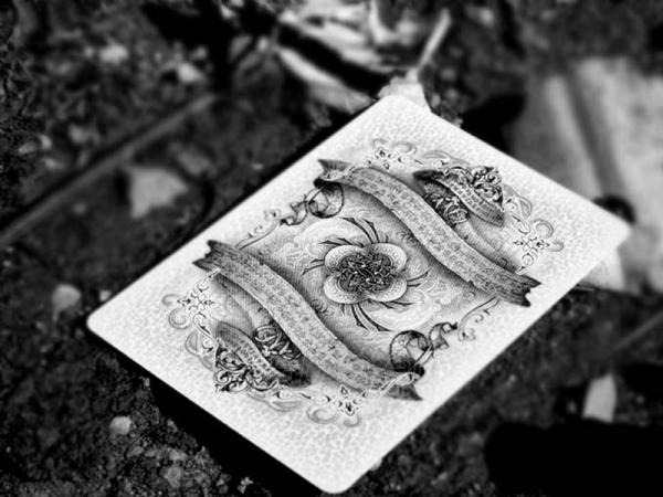 Ellusionist Arcane White Bicycle kortos Paveikslėlis 11 iš 14 251010000262