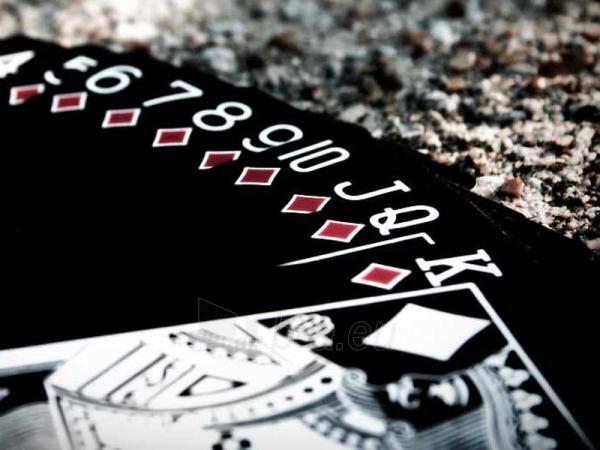 Ellusionist Black Ghost Bicycle kortos Paveikslėlis 4 iš 11 251010000265