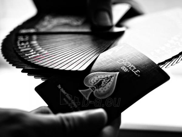 Ellusionist Black Tiger Bicycle kortos Paveikslėlis 9 iš 11 251010000266