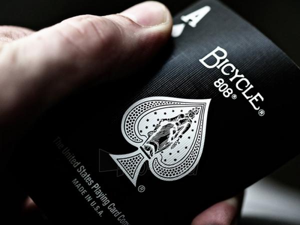 Ellusionist Black Tiger Bicycle kortos Paveikslėlis 4 iš 11 251010000266