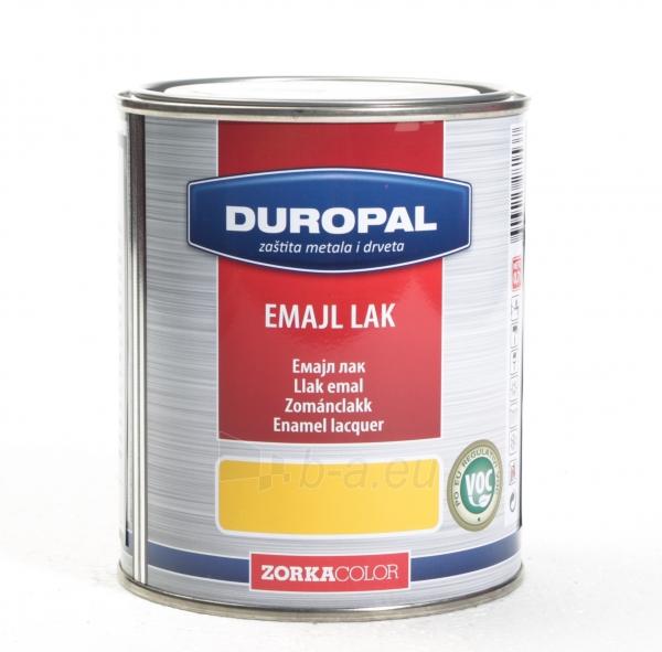Emaliniai dažai DUROPAL 0.7l geltona Paveikslėlis 1 iš 1 310820002219