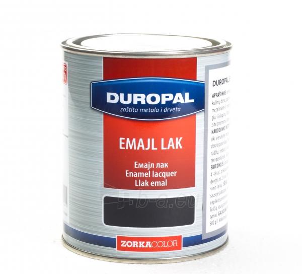 Emaliniai dažai DUROPAL 0.7l juoda Paveikslėlis 1 iš 1 310820002221
