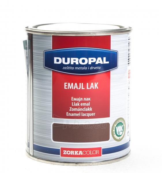 Emaliniai dažai DUROPAL 0.7l šviesiai ruda Paveikslėlis 1 iš 1 310820004495