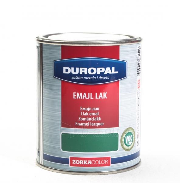Emaliniai dažai DUROPAL 0.7l žalia Paveikslėlis 1 iš 1 310820004497