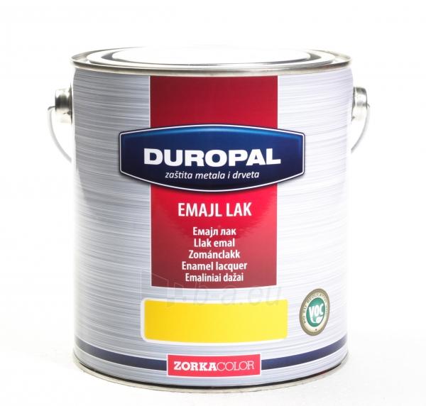 Emaliniai dažai DUROPAL 2.5l geltona Paveikslėlis 1 iš 1 310820002220