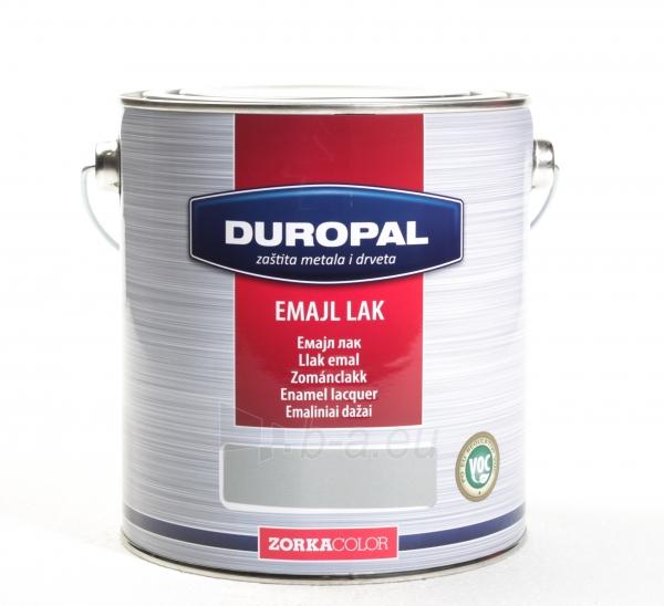 Emaliniai dažai DUROPAL 2.5l pilka Paveikslėlis 1 iš 1 310820002226