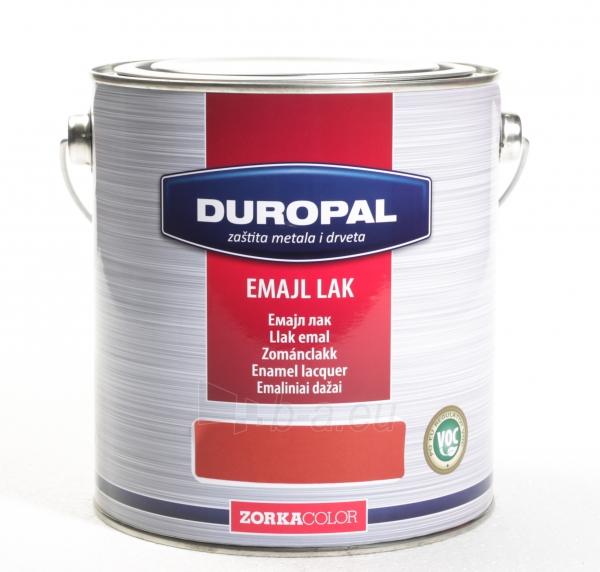Emaliniai dažai DUROPAL 2.5l raudona Paveikslėlis 1 iš 1 310820002228