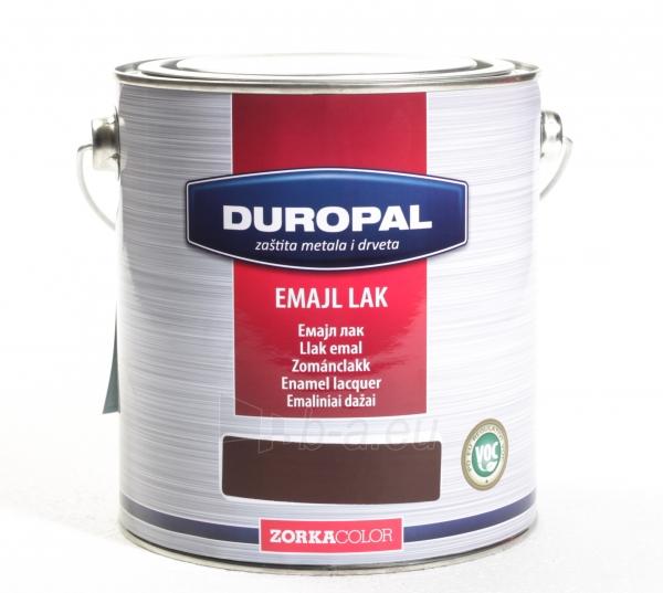 Emaliniai dažai DUROPAL 2.5l ruda Paveikslėlis 1 iš 1 310820002230